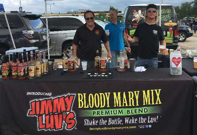 Jimmy Luv's Wisco Tailgate