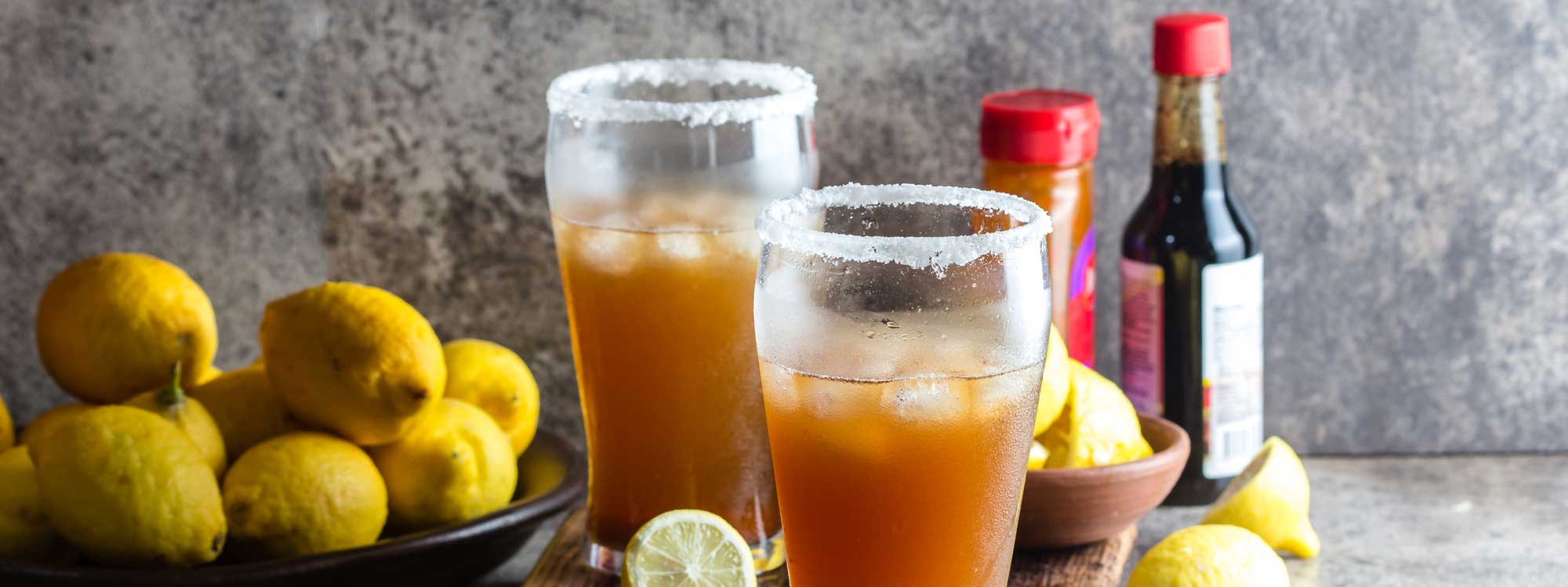 Worcestershire sauce Wisconsin Bloody Mary