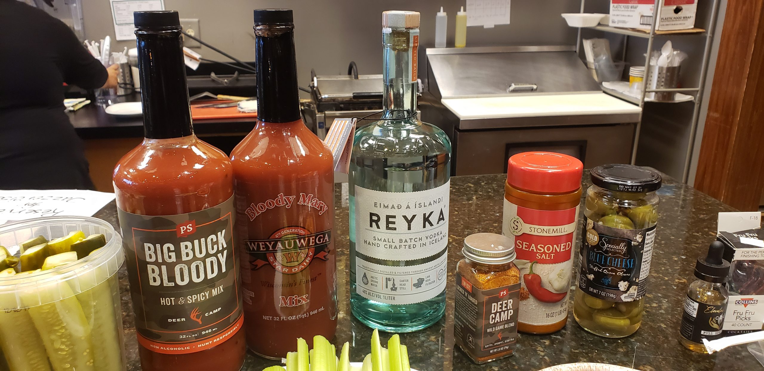 Bloody Marys in Muskego starting at 6 am