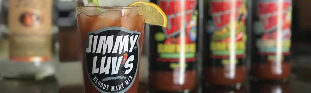 JImmy Luv's Bloody Mary Mix Wisconsin