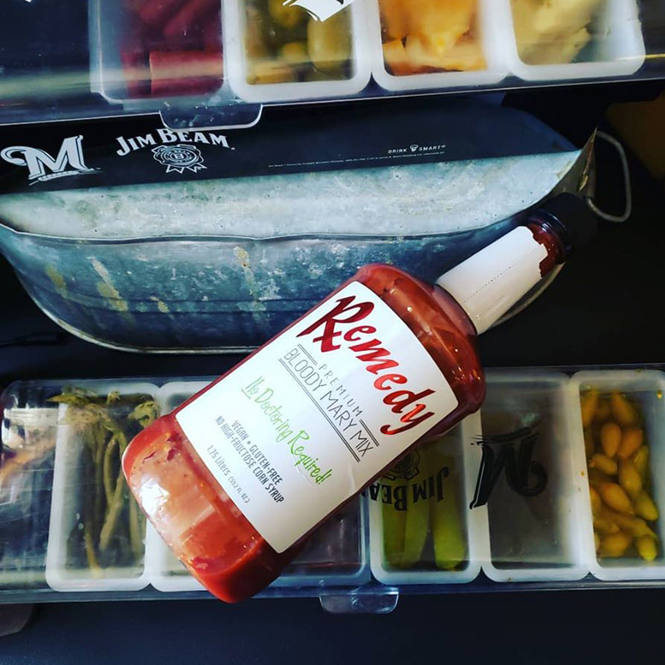 Remedy Bloody Mary Mix Wisconsin