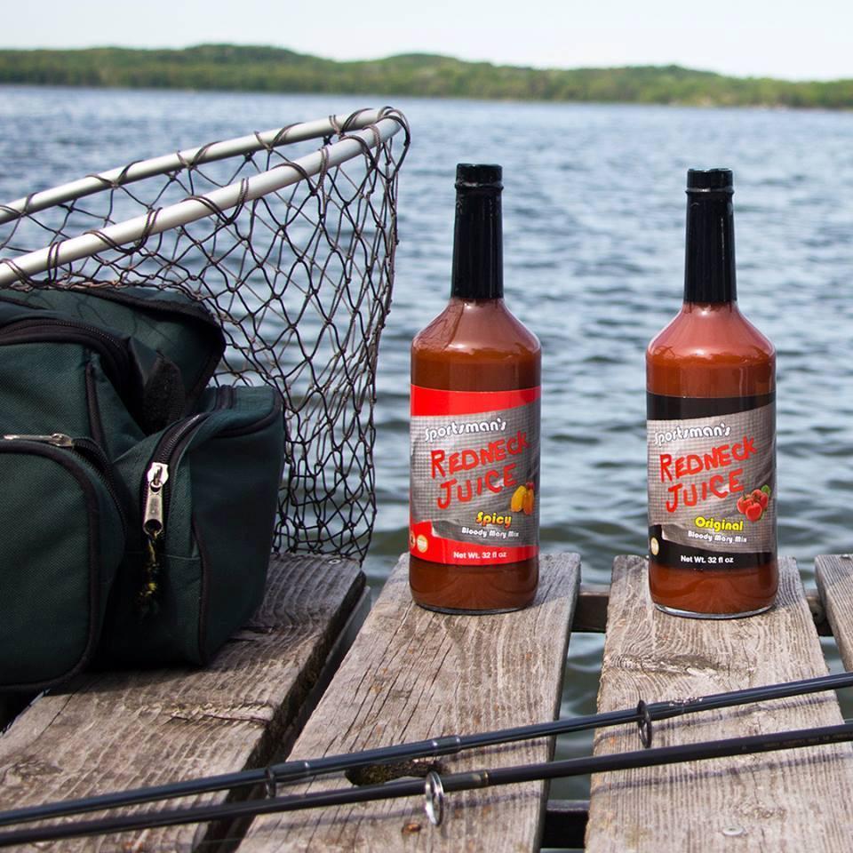 Sportsman's Redneck Juice Bloody Mary Mix Wisconsin